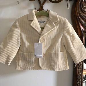 Designer made in Italy jacket